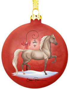 Breyer Artist Signature Ornament by Sommer Prosser 700812