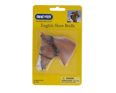 Breyer English Show Bridle 2459