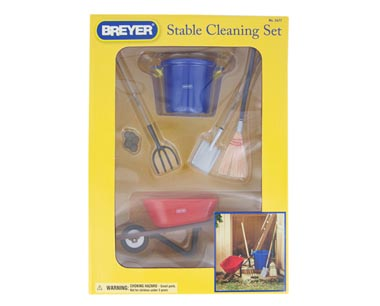 Breyer Stable Cleaning Set 2477