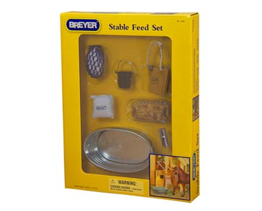 Breyer Stable Feed Set - 2486
