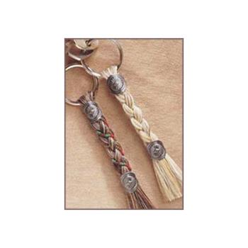 Horse Hair Key Chain 63d817e72