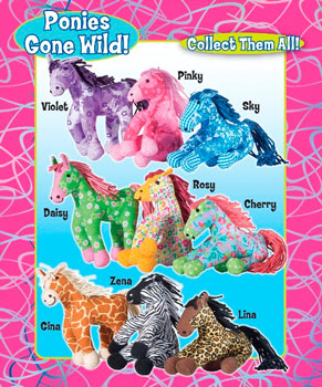 Breyer Ponies Gone Wild!