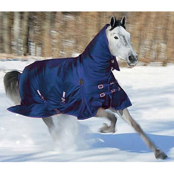 Shires Stormcheeta Heavy Combo Turnout Rug In Navy