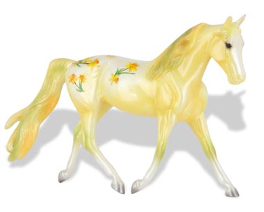 Breyer Blossoms March Daffodil 8153