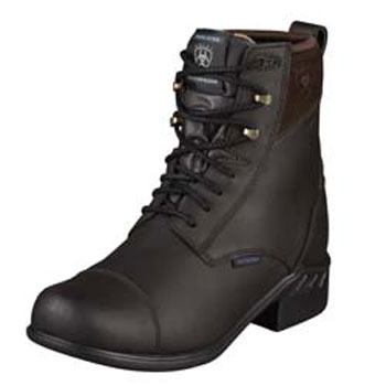 Ariat Women S Brossard Insulated Lace Paddock Boots In Black