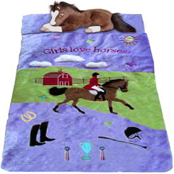 English Rider Sleeping Bag