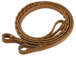 Henri De Rivel Pro Leather Ra Reins
