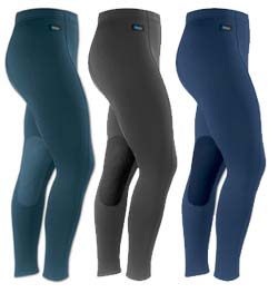 Irideon Kids Powerstretch Winter Riding Breeches
