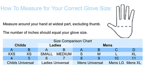 SSG Ladies Mens AquaTack Thinsulate Lined Riding Gloves in Black
