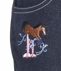 TuffRider Children's Molly Riding Breeches