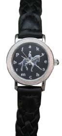 Ladies Coin Style Dressage Watch