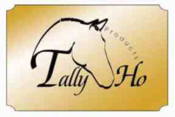 Tally Ho Custom Dressage Saddle Cover with Elastic