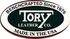 Tory Leather Stirrup Leathers 3/4