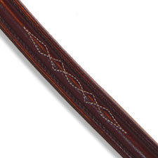 Vespucci Fancy Raised Standing Martingale