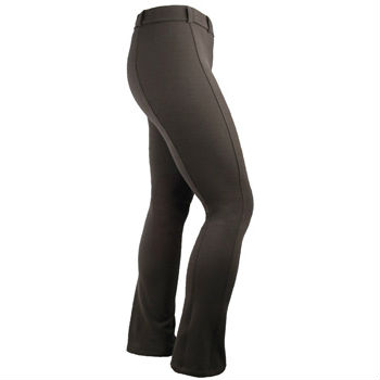 Irideon Wind Pro 3-Season Bootcut Knee Patch Breeches in Espresso