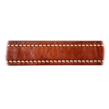 Walsh Leather Grooming Halter in Chestnut