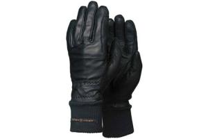 Ariat Women's Pro Grip Leather Gloves in Black
