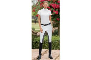 Romfh Sarafina Full Seat Breeches in White