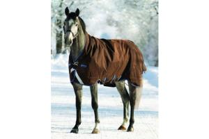 Rambo Wug with Vari-Layer Chocolate and Blue Medium 250g Turnout Blanket