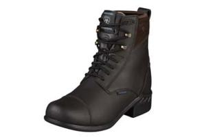 Ariat Women's Brossard Insulated Lace Paddock Boots in Black