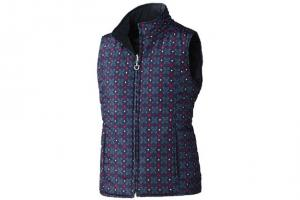 Ariat Girl's Nora Vest in Navy Blue