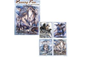 Running Free Note Cards by Jody Bergsma