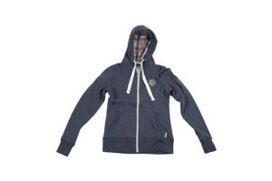 Horseware Aine Hoody in Folk Stone Grey