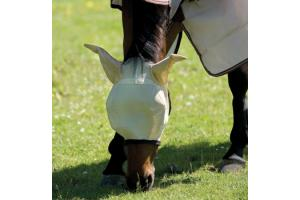 Amigo Fly Mask Oatmeal