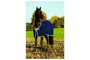 Amigo 400g Fleece in Navy and Silver