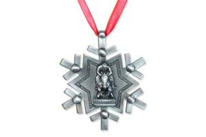 Snowflake Jumper Ornament