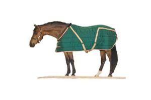 Blue Ribbon Custom  Quilted Cordura Stable Blanket