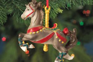 Breyer 2012 Melody Prancer Carousel Horse Ornament 700612