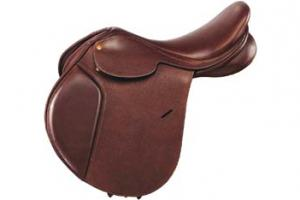 Collegiate Convertible Diploma Close Contact Saddle in Brown