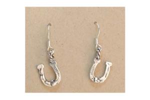 Hearts & Horseshoes Earrings