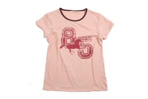 Horseware Ladies Cara Tee Shirt in Blush