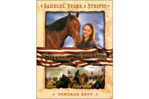 Saddles, Stars, and Stripes: Chance of a Lifetime, Hardcover |ISBN-10: 0-7534-5884-5 |ISBN-13: 9780753458846