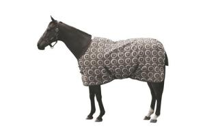 Weatherbeeta Pony Original 1200D Standard Neck Medium 220g Turnout in Coffee Circles