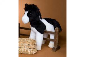 Valiant Black and White Paint Foal