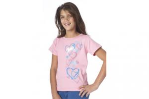 Ovation Kids Grafitti Hearts Tee