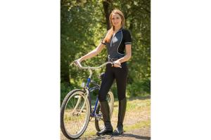 FITS Treads Lite Full Seat Breeches in Black