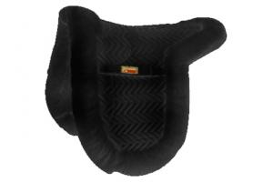 Fleeceworks Dressage FullPad in Black