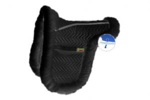 Fleeceworks FXK Dressage FullPad in Black