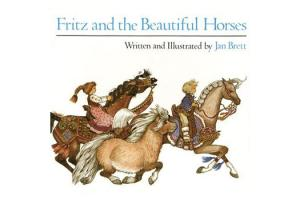 Fritz and the Beautiful Horses, Softcover| ISBN-10: 978-0-395-45356-8 | ISBN-13: 9780395453568