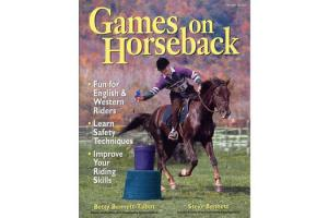 Games on Horseback, Softcover| ISBN-10: 1-58017-134-6| ISBN-13: 9781580171342