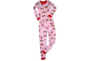 Hunter Jumper Pajama Set