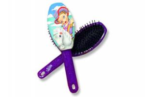 Cowgirl Princess 3-D Hair Brush