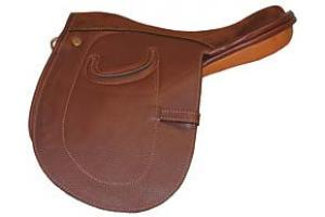 Henri De Rivel Advantage Pony Leather Leadline Saddle