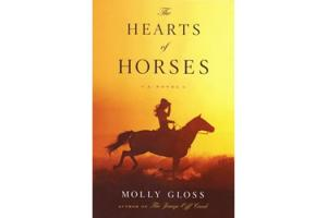 Hearts of Horses by Molly Gloss, Softcover|ISBN-10: 9780547085753|ISBN-13: 978-0-547-08575-3