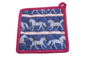 Country Horse Pot Holder