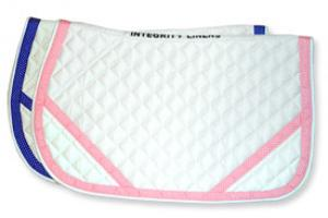 Integrity Linens Polka Dot Saddle Pad
